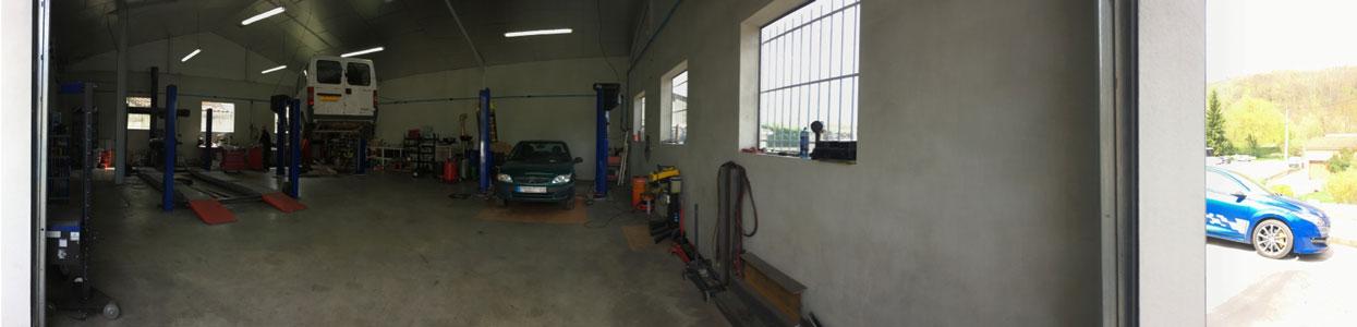 Atelier de réparation automobile Couserans Autos